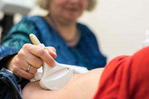 Untersuchung Ultraschall Gemeinschaftspraxis Waake