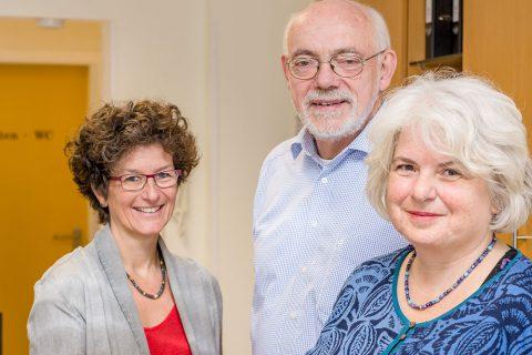 Dr. med. Uta Annweiler, Dipl.-Phys. Wolfgang Schultz, Dr. med. Renate Lingen