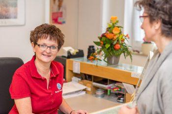 Margot Heinrichs, Medizinische Fachangestellte, Gemeinschaftspraxis Waake