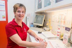 Silke Glahn, Medizinische Fachangestellte, Gemeinschaftspraxis Waake