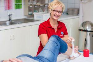 Sabine Denecke, Medizinische Fachangestellte, Gemeinschaftspraxis Waake