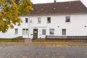 Gemeinschaftspraxis Waake - Eingangsbereich