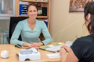 Dr. med. Isabelle Auerbach - Fachärztin für Allgemeinmedizin