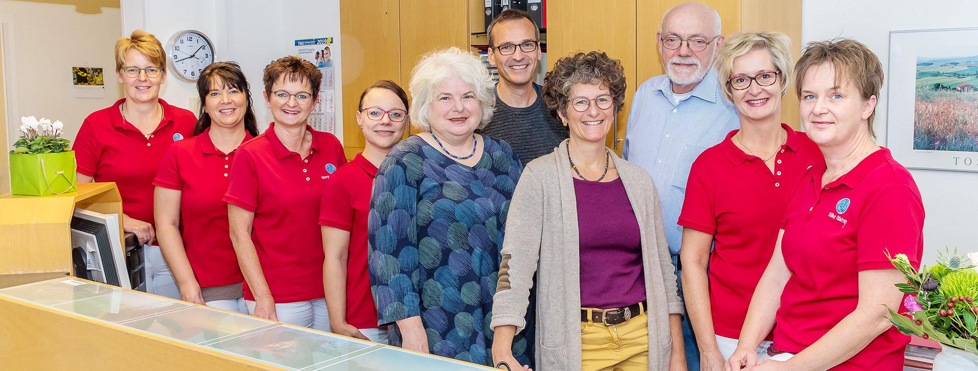 Team Gemeinschaftspraxis Waake - Praxis für Allgemeinmedizin